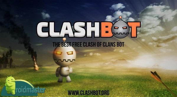 دانلود رایگان نسخه پرمیوم و پولی ربات کلش Clashbot 7.5 0.13