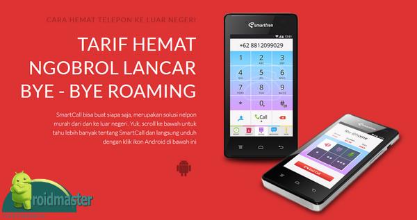 دانلود رایگان نرم افزار ساخت شماره مجازی کشور اندونزی SmartCall v1.2.21