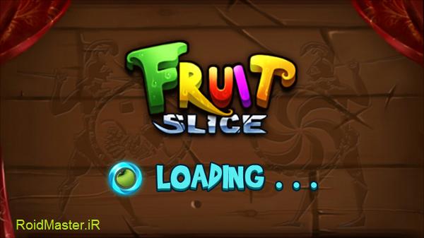 دانلود Fruit Slice بازی کم حجم فروت اسلایس برای اندروید