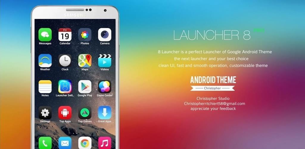 دانلود One Launcher نسخه جدید لانچر اندروید