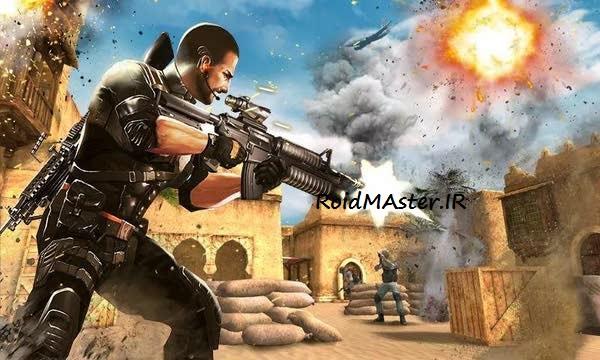 دانلود Elite Killer SWAT 1.2.3 بازی قاتل ماهر: گروه ضربت اندروید
