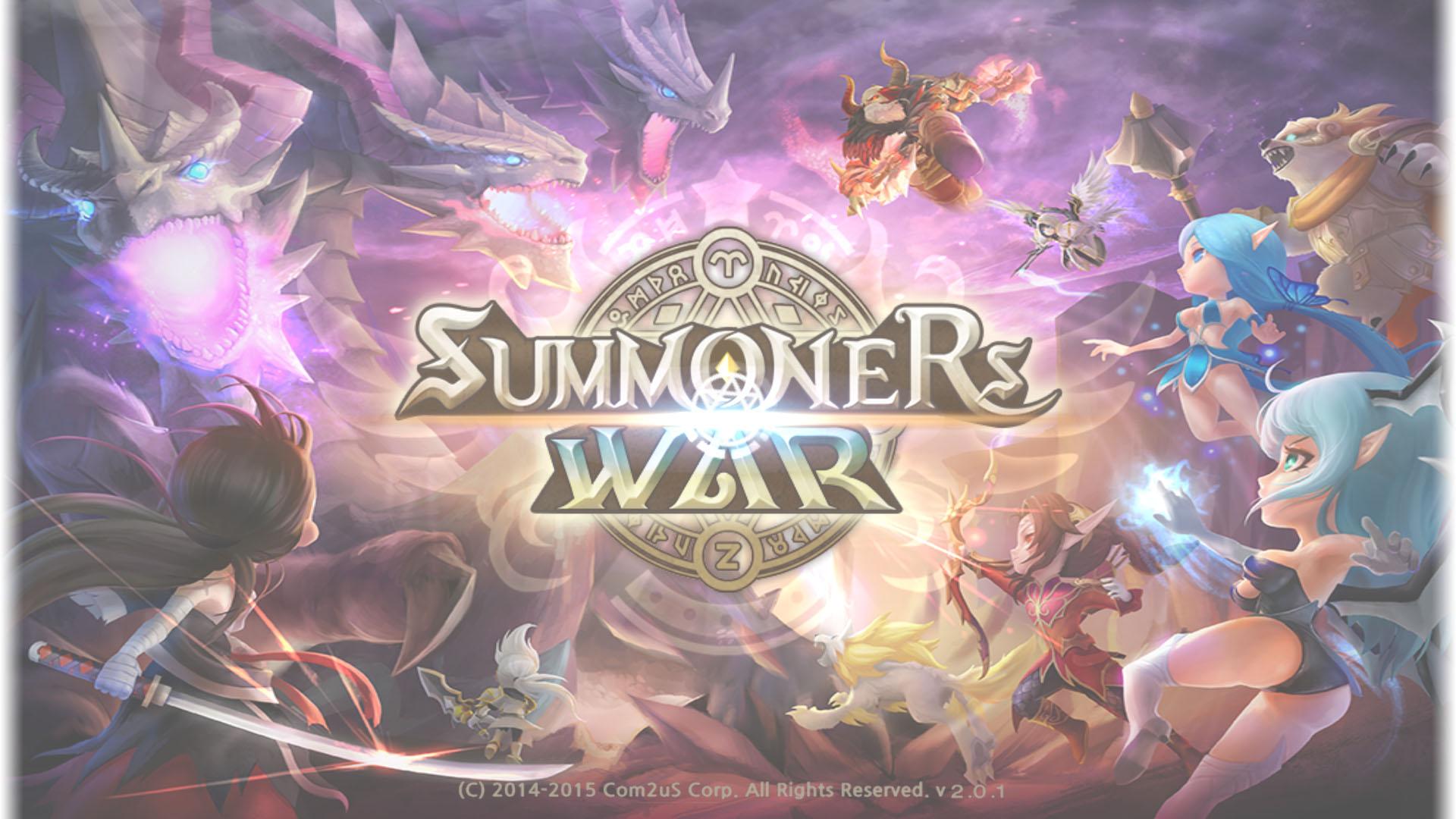 """دانلود Summoners War 2.2.0 بازی استراتژی """"ماموران جنگ"""" اندروید !"""