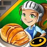 دانلود بازی آشپزی دخترانه COOKING DASH 2016 برای اندروید + مود