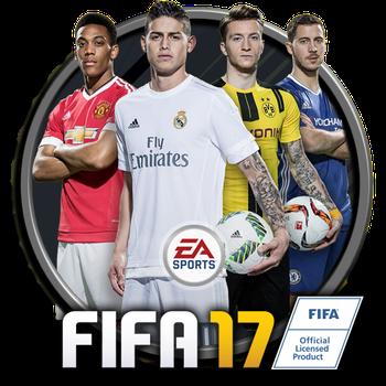 دانلود بازی فوتبال FIFA 17 برای اندروید + دیتا
