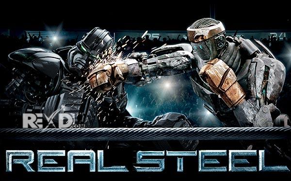 دانلود نسخه مود شده بازی Real Steel HD برای اندروید