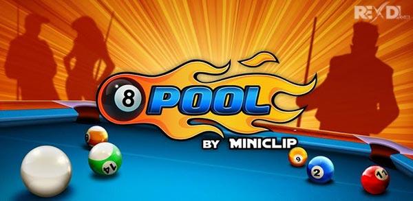 دانلود نسخه مود شده بازی Eight Ball Pool برای اندروید