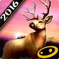 دانلود نسخه مود شده بازی Deer Hunter 2016 3.0.3 برای اندروید