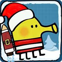 دانلود نسخه مود شده بازی Doodle Jump 3.9.10 برای اندروید