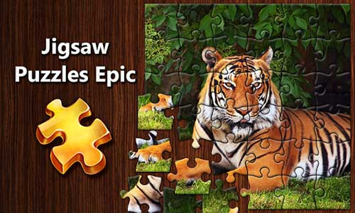 دانلود نسخه آنلاک شده بازی Jigsaw Puzzle Epic برای اندروید