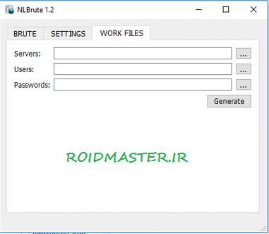 آموزش کرک vps با برنامه NL Brute به همراه ابزار مورد نیاز
