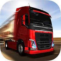 دانلود Euro Truck Driver 1.4.0 بازی رانندگی کامیون و حمل بار اندروید + مود