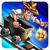 دانلود نسخه مود شده بازی Rail Rush 1.9.11 با طلای بینهایت