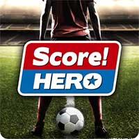 دانلود نسخه مود شده بازی Score! Hero 1.46 با پول بینهایت