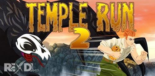 دانلود نسخه مود شده بازی Temple Run 2 با پول بینهایت