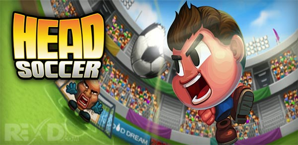 دانلود نسخه مود شده بازی Head Soccer با پول بینهایت