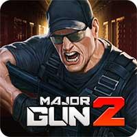 دانلود نسخه مود شده بازی Major GUN 4.0.9 با پول و جان بینهایت