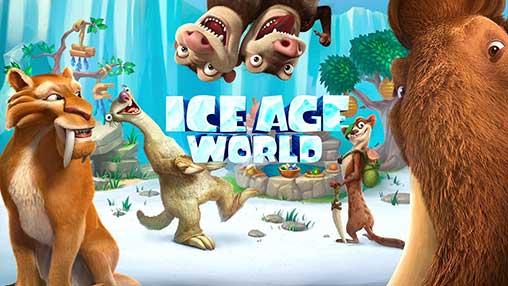 دانلود Ice Age World بازی جهان عصر یخبندان بدون نیاز به دیتا