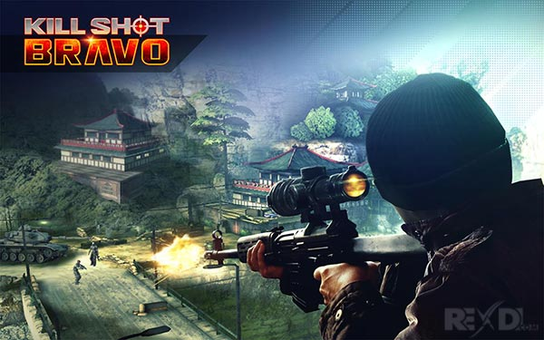 دانلود نسخه مود شده بازی Kill Shot Bravo برای اندروید