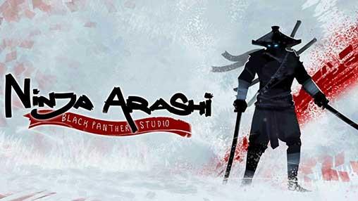 دانلود نسخه مود شده بازی Ninja Arashi با پول بینهایت