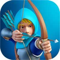 دانلود نسخه مود شده بازی Tiny Archers 1.21.25.0 با سکه و الماس بینهایت