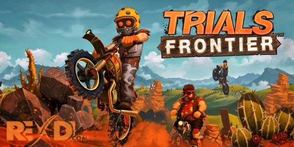 دانلود نسخه مود شده بازی Trials Frontier با پول بینهایت