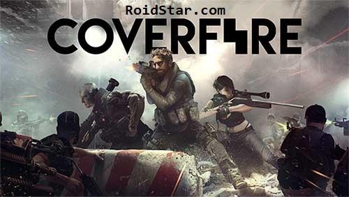 دانلود نسخه مود شده بازی Cover Fire با پول بینهایت + دیتا