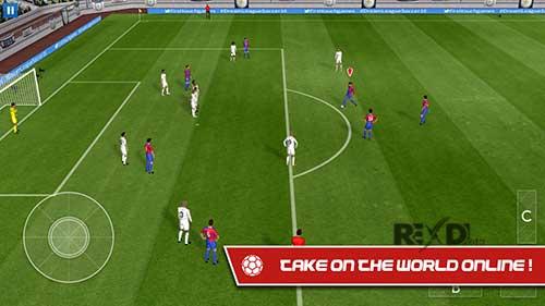 دانلود نسخه مود شده بازی Dream League Soccer 2017 با پول بینهایت