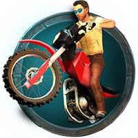 دانلود نسخه مود شده بازی King of Bikes 1.3 با پول بینهایت