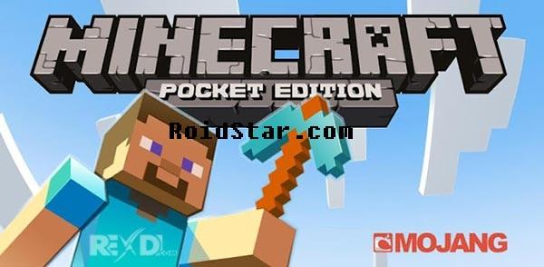 دانلود نسخه مود شده بازی Minecraft – Pocket Edition برای اندورید