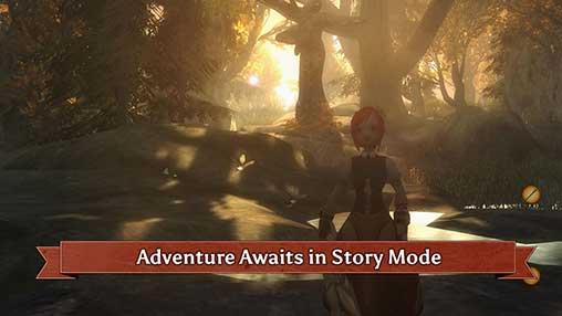 دانلود نسخه مود شده بازی Nimian Legends BrightRidge برای اندروید
