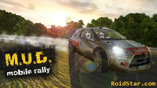 دانلود نسخه مود شده بازی M.U.D. Rally Racing به همراه دیتا