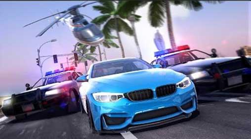دانلود نسخه مود شده بازی Racing Horizon Unlimited Race برای اندروید
