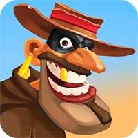دانلود نسخه مود شده بازی Run & Gun: BANDITOS 1.1 برای اندروید