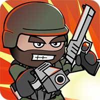 دانلود نسخه هک شده بازی Doodle Army 2 Mini Militia با پرو پک آنلاک