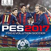 دانلود Pro Evolution Soccer 2017 0.9.1 بازی PES 2017 برای اندروید + دیتا